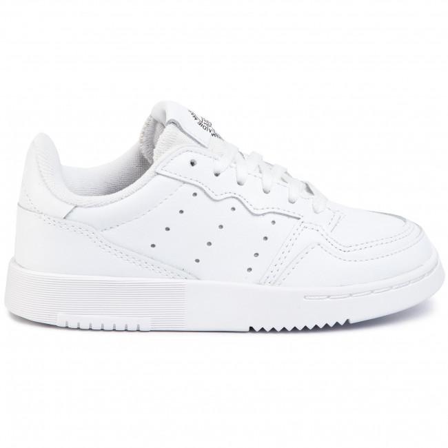 Adidas supercourt c eg0411 escarpe.it bianco bimba Stileo.it