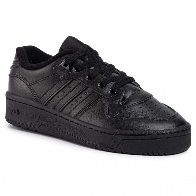 Scarpe adidas - Rivalry Low J EG3637 Cblack/Cblack/Ftwwht