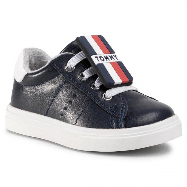 vendita scontata prodotti caldi dettagli per Sneakers TOMMY HILFIGER - Low Cut Lace-Up Sneaker T1B4-30701-0623 ...