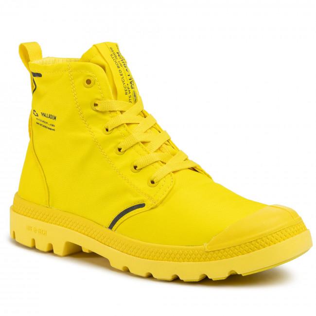 Scarponcini PALLADIUM - Lite+ Rc Wp+ U 76432-559 Yellow