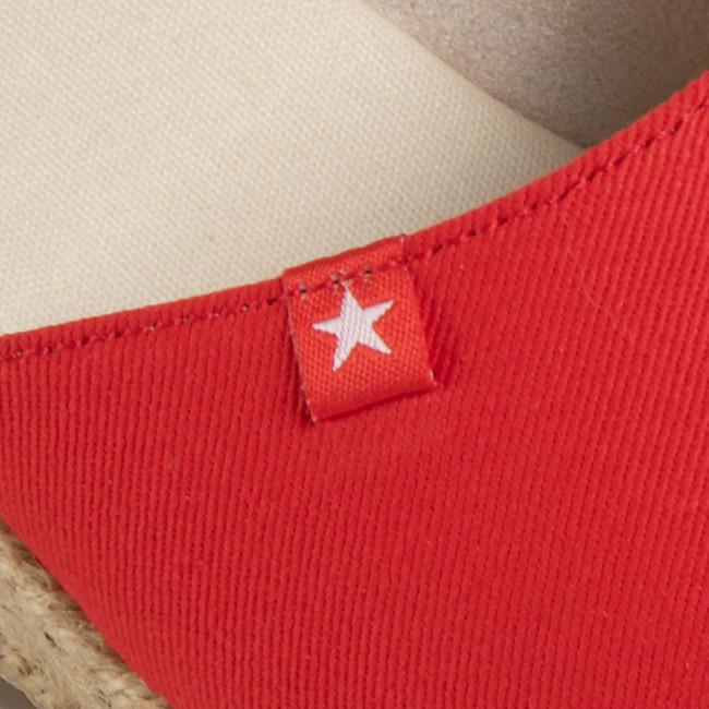 Espadrillas BIG STAR - FF274545 Red - Espadrillas - Ciabatte e sandali - Donna