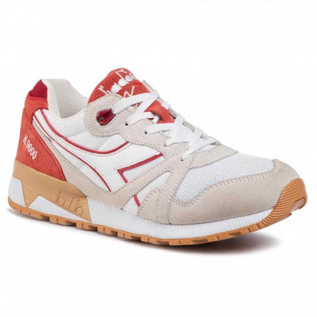 Sneakers DIADORA N9000 III 501.171853 01 C1734 WhiteRed Capital
