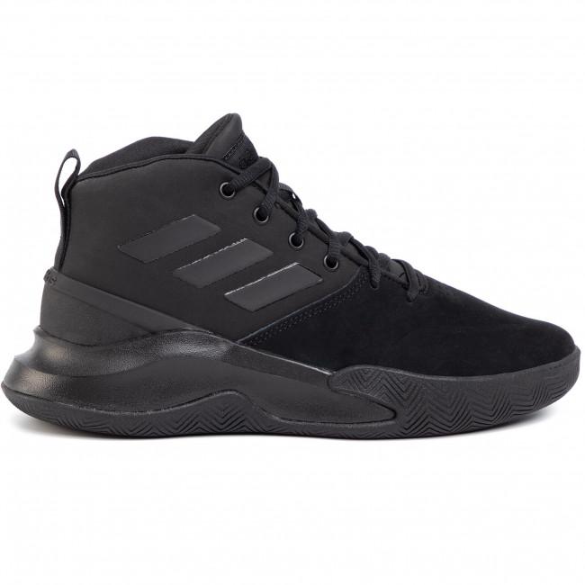Scarpe adidas - Ownthegame EE9642 Cblack/CblackCblack - Pallacanestro - Scarpe sportive - Uomo