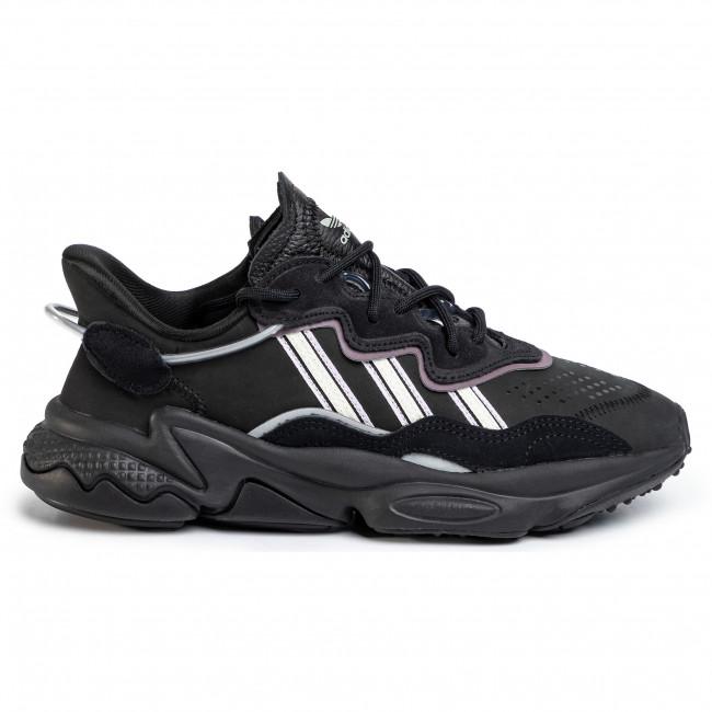 Scarpe adidas - Ozweego W EG0553 Cblack/Owhite/Legprop - Sneakers - Scarpe basse - Donna