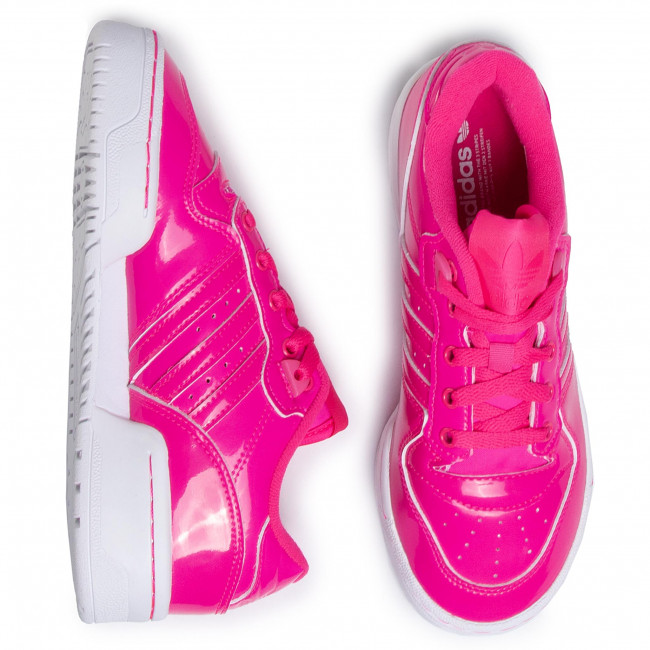 Scarpe adidas - Rivalry Low W EH2186 Shopnk/Shopnk/Ftwwht - Sneakers - Scarpe basse - Donna