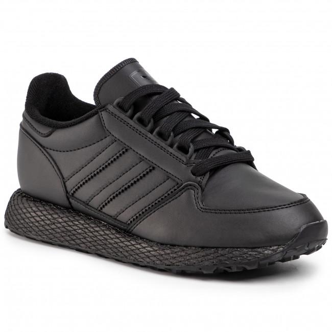 Scarpe adidas - Forest Grove J EG8959  Cblack/Cblack/Cblack