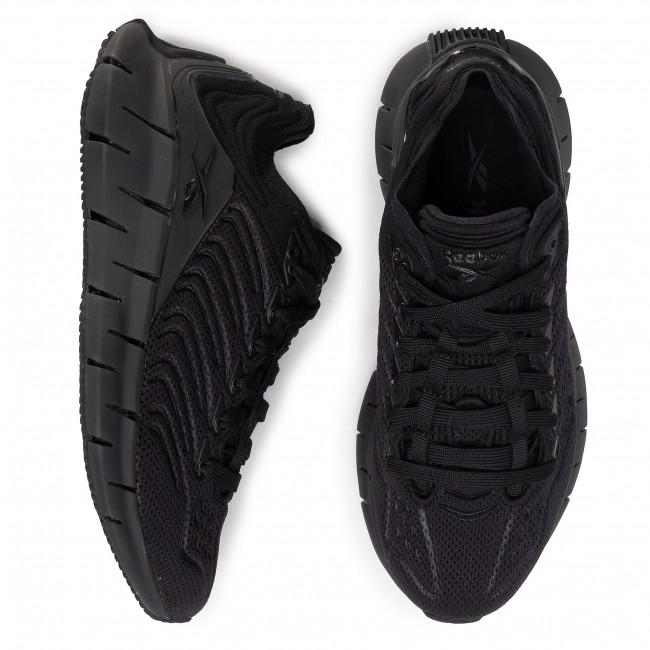 Scarpe Reebok - Zig Kinetica EH1722 Black/Black/Trugr7 - Sneakers - Scarpe basse - Donna