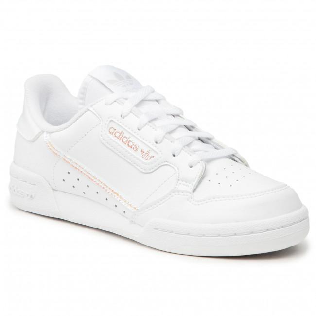 Scarpe adidas - Continental 80 J FU6669 Ftwwht/Ftwwht/Cblack