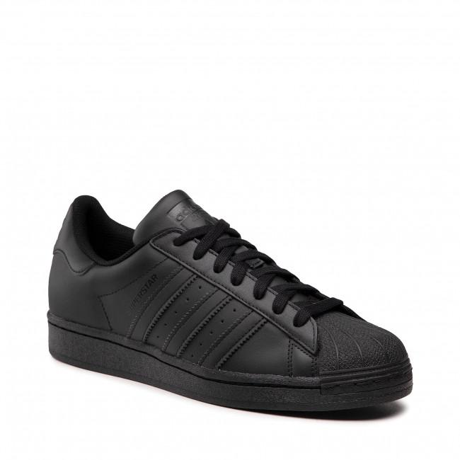 Scarpe adidas - Superstar EG4957 Cblack/Cblack/Cblack