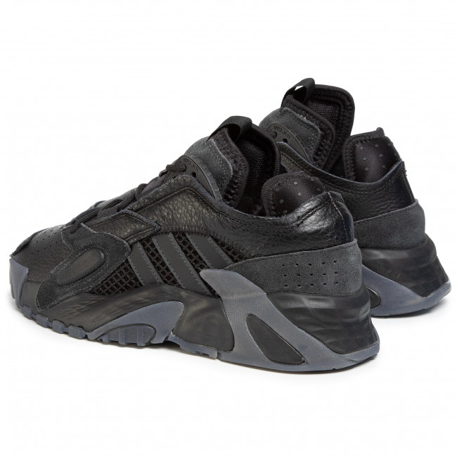 Scarpe adidas - Streetball EG8040 Cblack/Carbon/Grefiv - Sneakers - Scarpe basse - Uomo