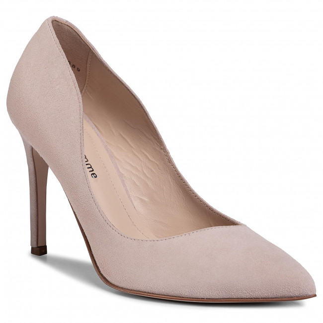 Scarpe stiletto SOLO FEMME - 34230-A8-H18/000-04-00 Pudrowy Róż