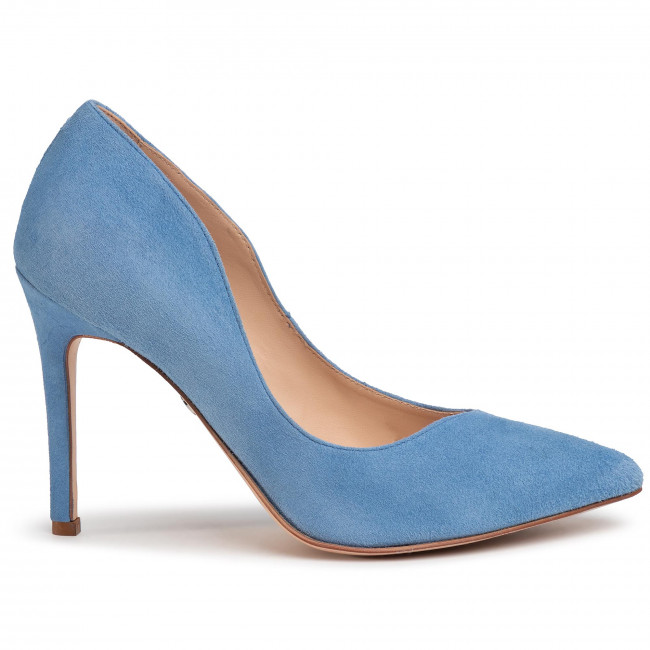 Scarpe stiletto SOLO FEMME - 34230-A8-I53/000-04-00 Błękitny - Stiletti - Scarpe basse - Donna