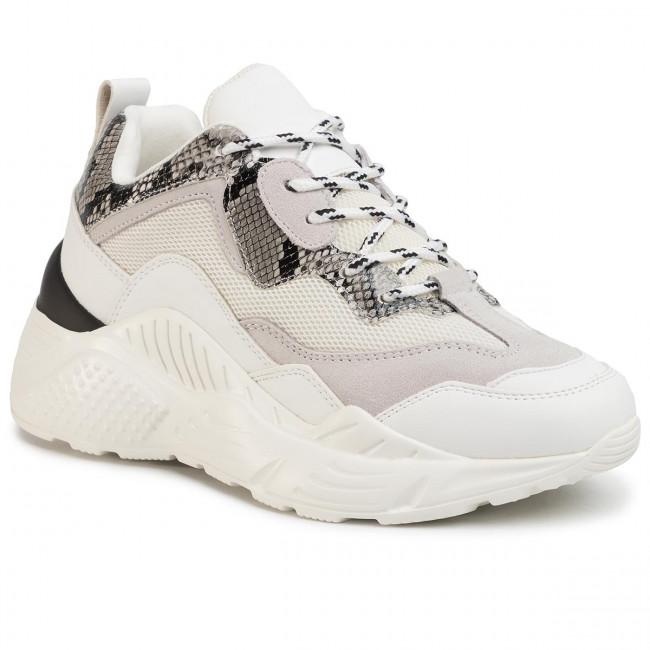 Sneakers STEVE MADDEN - Antonia SM11000745-04005-077 White Multi