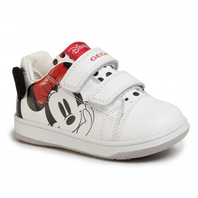 Sneakers GEOX B N.Flick G. B B021HB 00085 C1000 S White