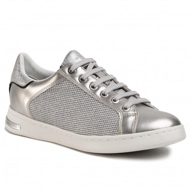 Sneakers GEOX D Jaysen D D021BD 0ASAJ C1303 Lt GreyWhite