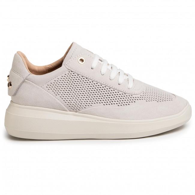 Sneakers GEOX D Omaya A D620SA 0ZVAF C1002 Off White