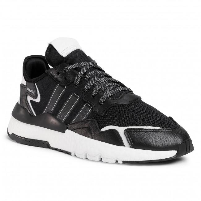 Scarpe adidas - Nite Jogger FW2055 Cbalck/Cblack/Ftwwht