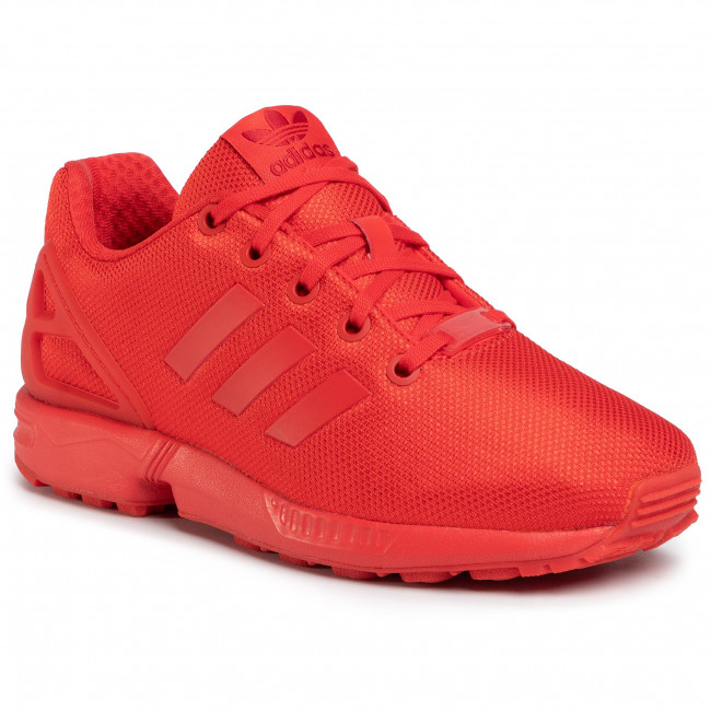 adidas donna zx flux rosse