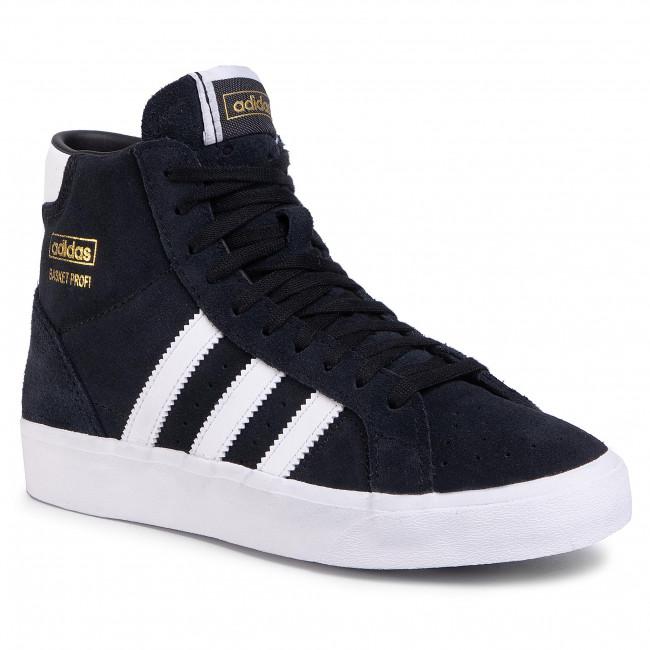 Scarpe adidas - Basket Profi J FY1058 Cblack/Ftwwht/Goldmt