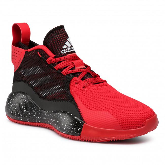 Scarpe adidas - D Rose 773 2020 FW8656 Scarle/Cblack/Ftwwht