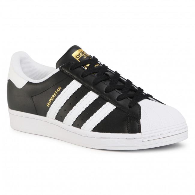 Scarpe adidas - Superstar FX2331 Cblack/Ftwwht/Goldmt