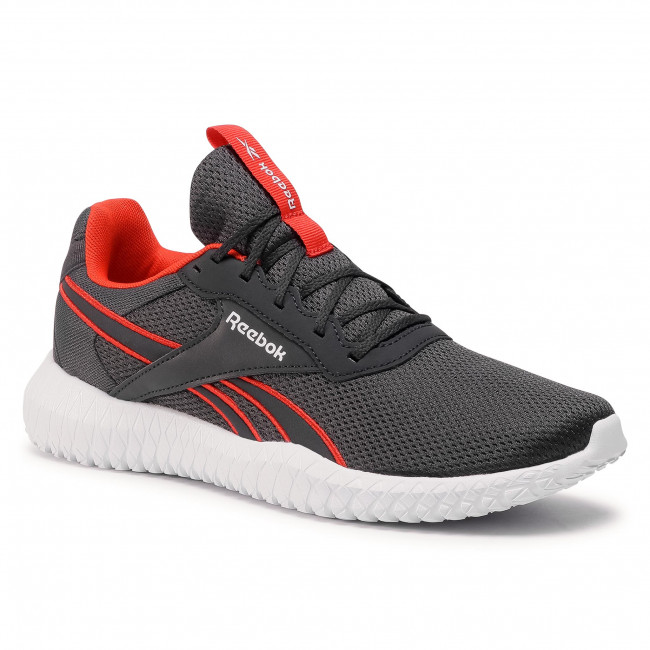 Scarpe Reebok - Flexagon Energy Tr 2.0 FU8693 True Grey 8/Pure Grey 6/Instinct Red