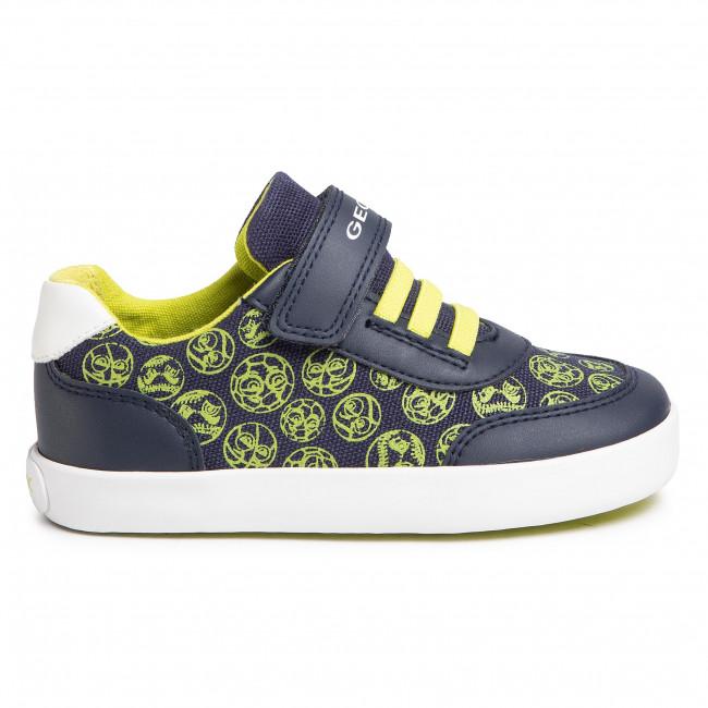 Sneakers GEOX B Gisli B. A B021NA 05410 C0749 S NavyLime