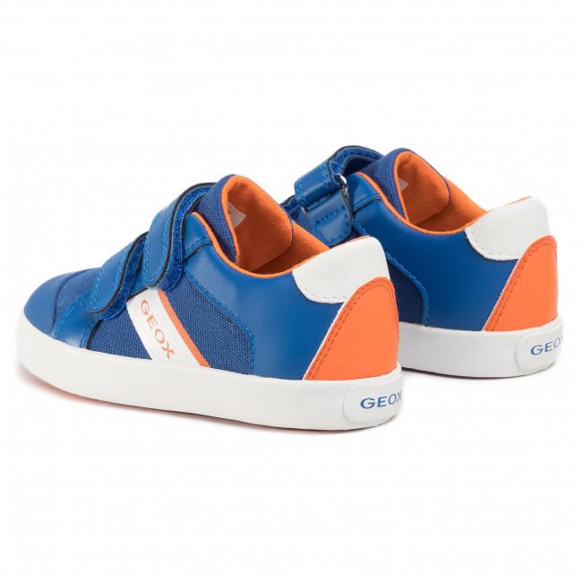 Sneakers GEOX B Gisli B. B B021NB 01054 C0685 S Royal