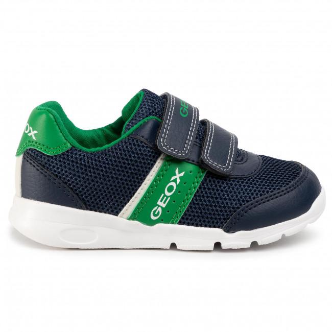 Sneakers GEOX B Runner B. B B02H8B 014BU C4248 S NavyGreen
