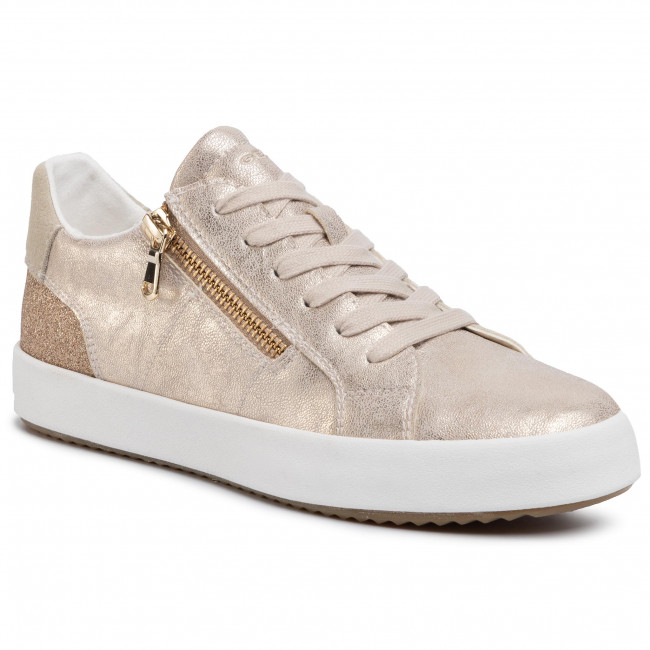 Sneakers GEOX D Blomiee A D026HA 0PVEW C2012 Lt Gold