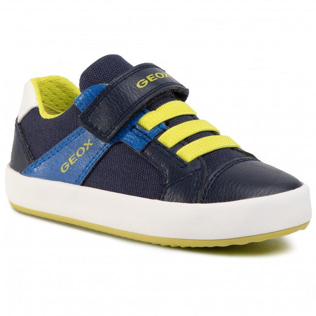 Sneakers GEOX J Gisli B. B J025CB 010FE C4226 M NavyRoyal