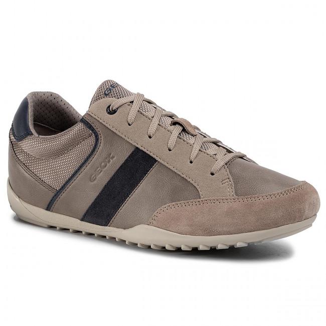 Sneakers GEOX U Garlan B U023GB 05422 C5004 Sand