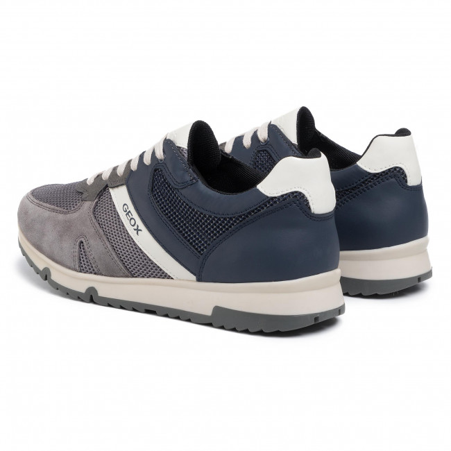 Sneakers GEOX U Wilmer C U023XC 01422 C9AF4 AnthraciteNavy