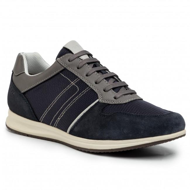 Sneakers GEOX - U Avery C U02H5C 02214 C4067 Dk Avio