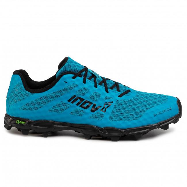 Scarpe INOV-8 - X-Talon G 210 000912-BLBK-P-01 Blue/Black - Trail running - Running - Scarpe sportive - Uomo
