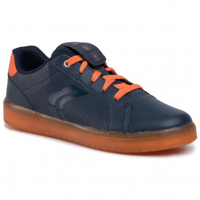Sneakers GEOX J Kommodor B. B J745PB 0BCBU C0659 S NavyOrange