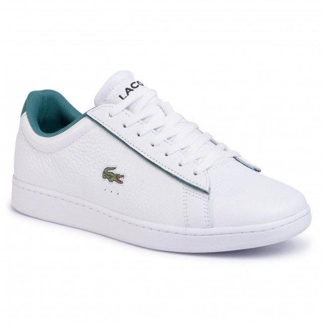 Sneakers LACOSTE - Carnaby Evo 120 2 Sma 7-39SMA0061082 Wht/Grn