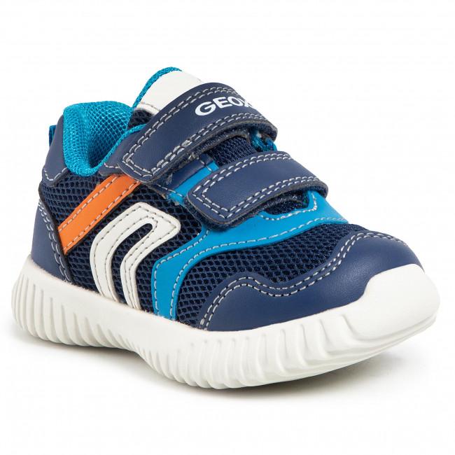 Sneakers GEOX B Waviness B. A B022BA 0BC14 C4231 M NavySky