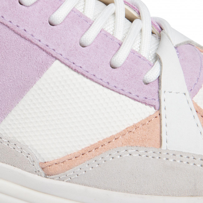 Sneakers GEOX - D Phaolae B D02FDB 00422 C1352 White/Off White - Sneakers - Scarpe basse - Donna