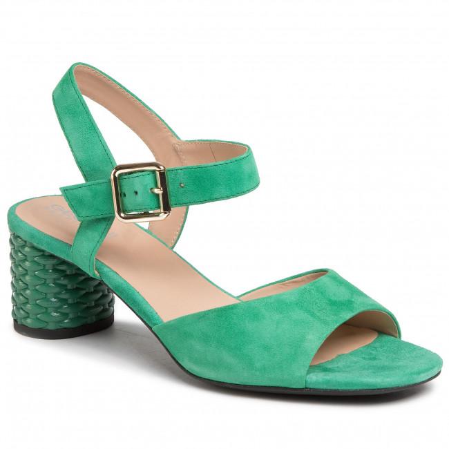 Sandali GEOX - D Ortensia M.S.C D02GNC 00021 C3000  Green