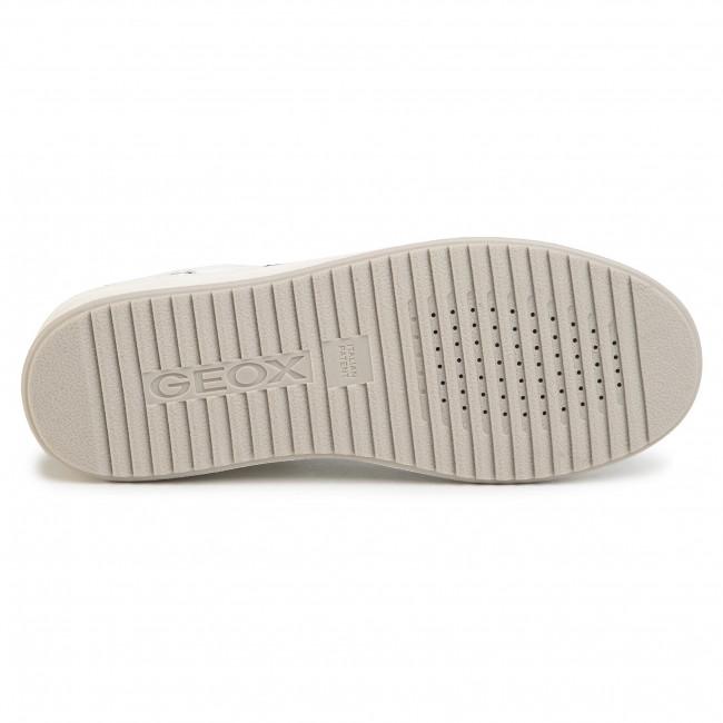 Sneakers GEOX - J Rebecca G. B J02BDB 000BC C0899 S White/Navy - Sneakers - Scarpe basse - Donna