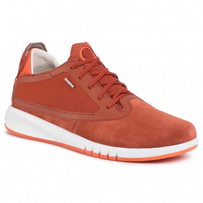 Sneakers GEOX U Aerantis A U027FA 02211 C6014 Brick