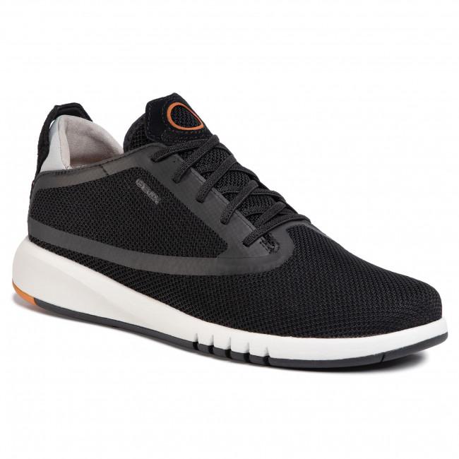 Sneakers GEOX U Aerantis A U927FA 00043 C9999 Black