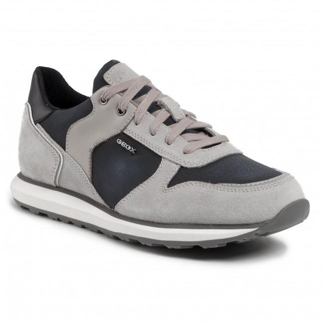 nacionalismo desconocido recompensa  Sneakers GEOX - U Volto A U029WA 022JY C1010 Lt Grey - Sneakers - Scarpe  basse - Uomo | escarpe.it