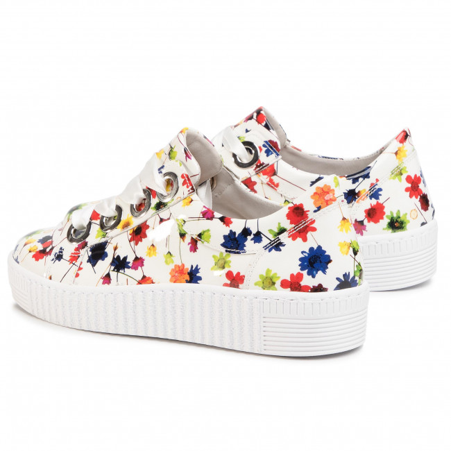 Sneakers GABOR - 43.330.90 Weiss/Multicolor