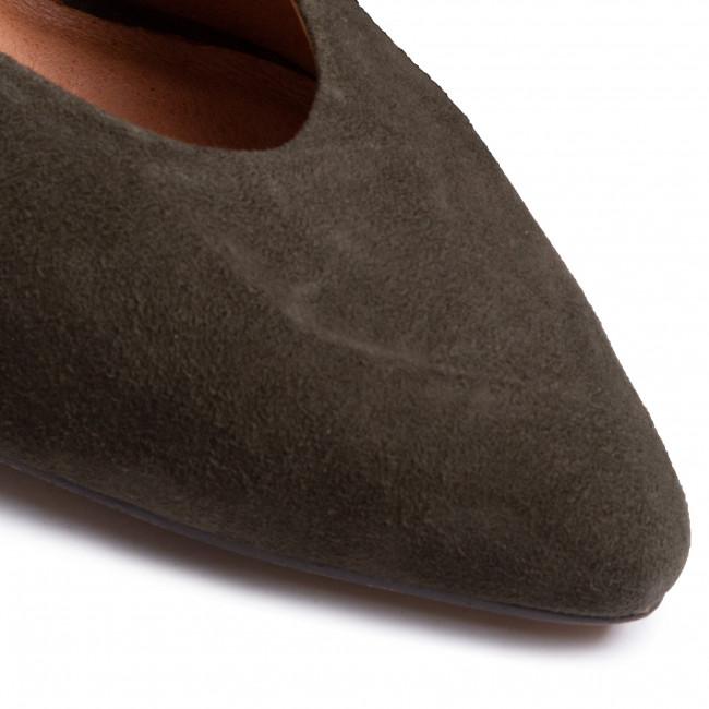 Scarpe basse MARCO TOZZI - 2-22431-24 Khaki 25 - Décolleté - Scarpe basse - Donna