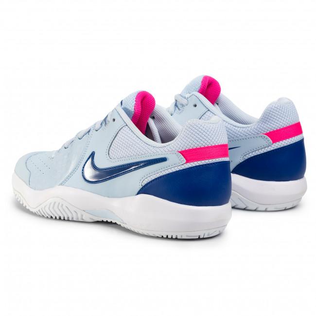 Migliori offerte Nike Court Air Zoom Resistance Bianche Blu