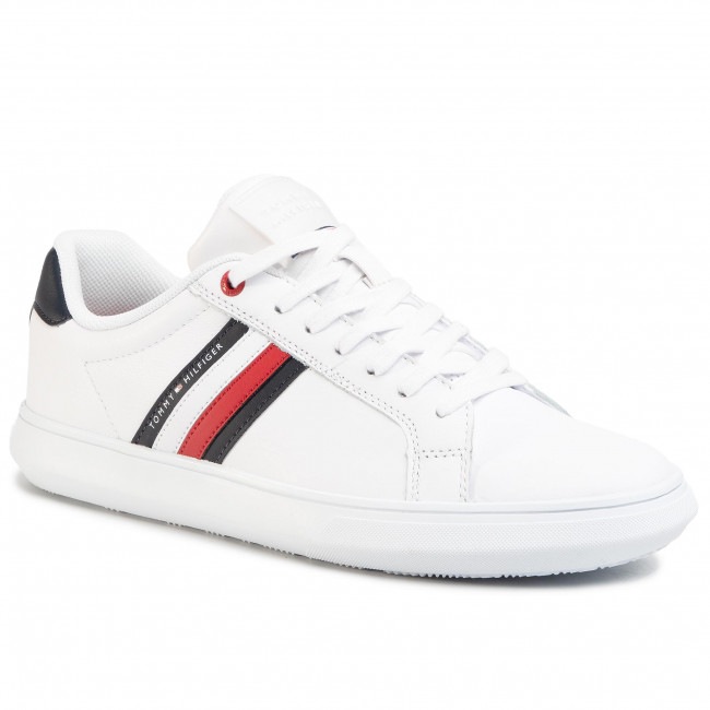Blue TOMMY HILFIGER Low sneakers ESSENTIAL CUPSOLE