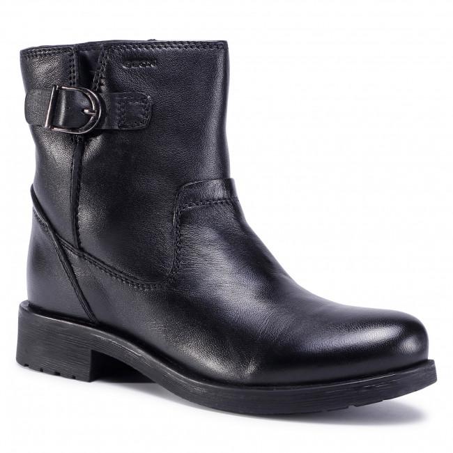Tronchetti GEOX - D Rewelle D D046RD 000TU C9999 Black