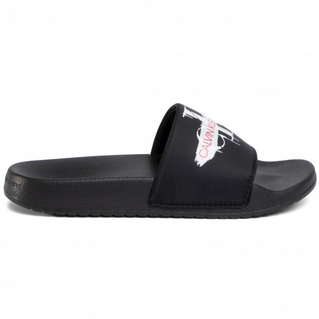 Ciabatte Calvin Klein Jeans - Cassiopea B4r0899 Black Da Giorno E Sandali BLiAc
